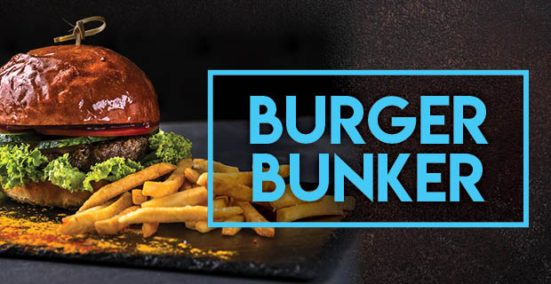 Introducing the Burger Bunker!