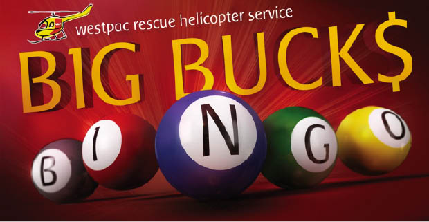 Big Bucks Bingo!