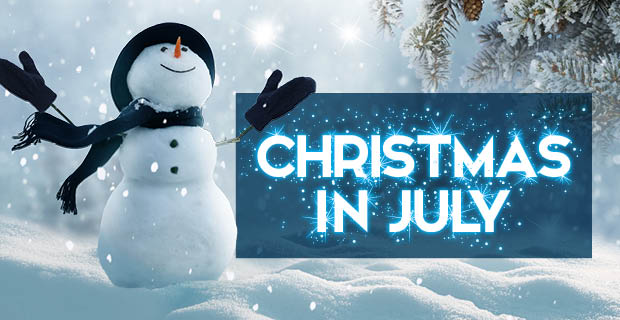 Christmas in July Raffles