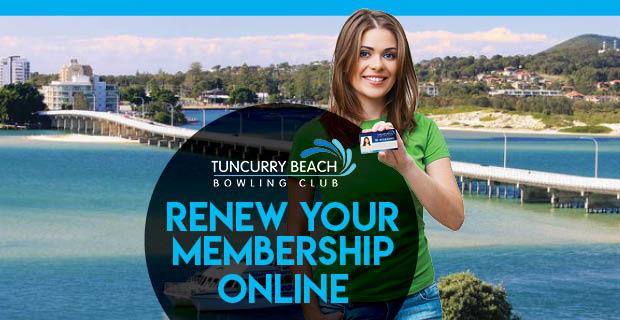 Renew Your Membership Online!