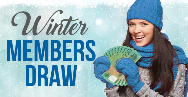 Winter Members Draw